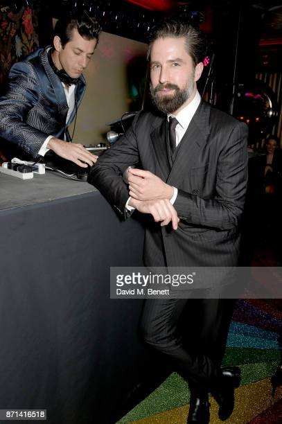 Jack Guinness attends the Richard James 25th Anniversary event hosted by Richard James Charles S Cohen and Sean Dixon at Loulou's on November 7 2017...