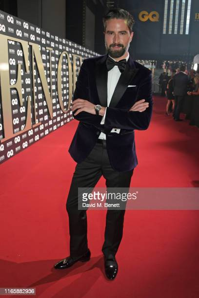 Jack Guinness attends the the GQ Men Of The Year Awards 2019 in association with HUGO BOSS at the Tate Modern on September 3, 2019 in London, England.