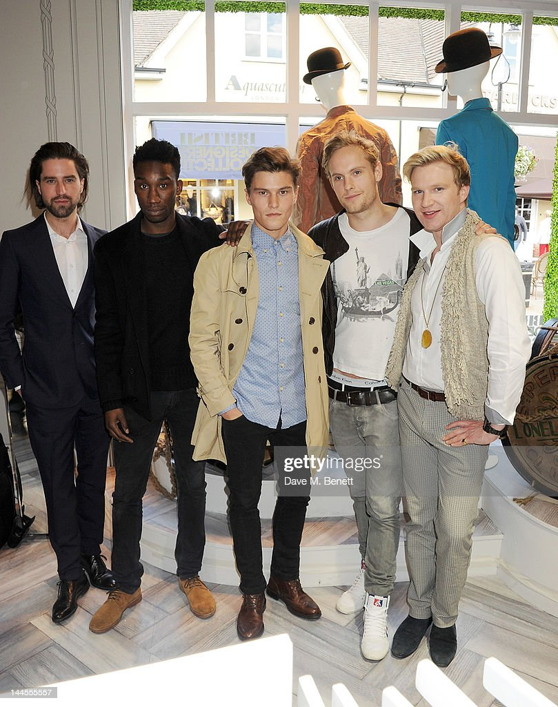 British Designers Collective Mens Launch At Bicester Village