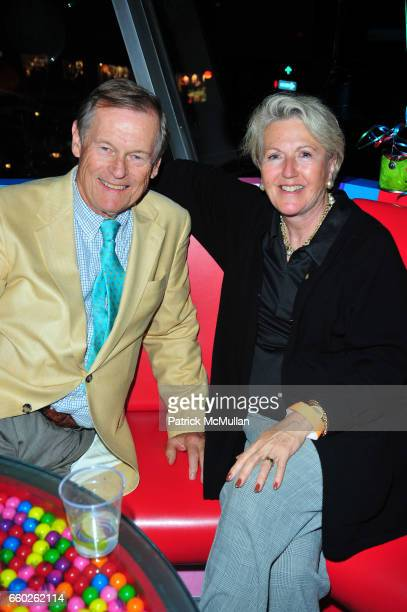 Jack Hadlock and Judy Hadlock attend ASSOCIATION to BENEFIT CHILDREN hosts COCKTAILS IN CANDYLAND at Dylan's Candy Bar on June 18 2009 in New York...