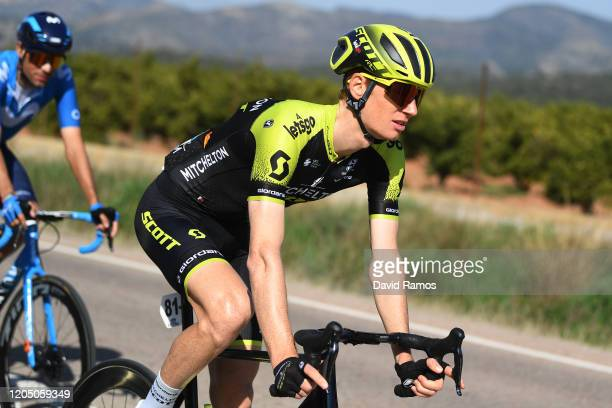 Jack Haig of Australia and Team Mitchelton-Scott / during the 71st Volta a la Comunitat Valenciana 2020, Stage 5 a 97,7km stage from Paterna -...