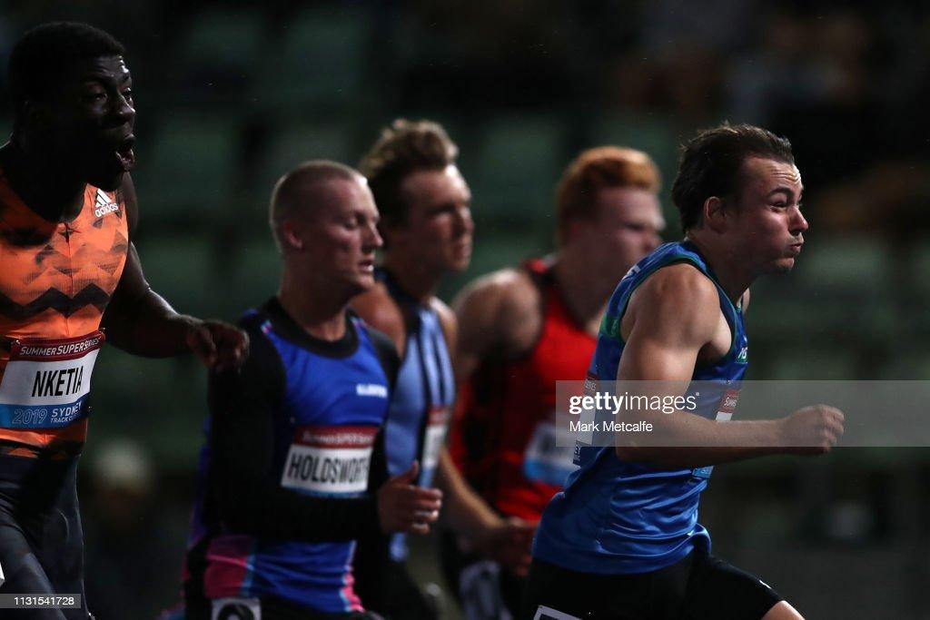 AUS: Sydney Track Classic