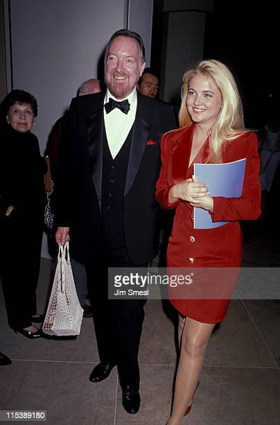 Jack Haley Jr and Cornelia Guest during 10th Annual Scott Newman Gala at Beverly Hilton Hotel in Beverly Hills California United States