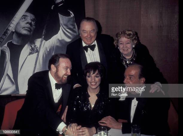 Jack Haley Jr Liza Minnelli Vincente Minnelli and guests