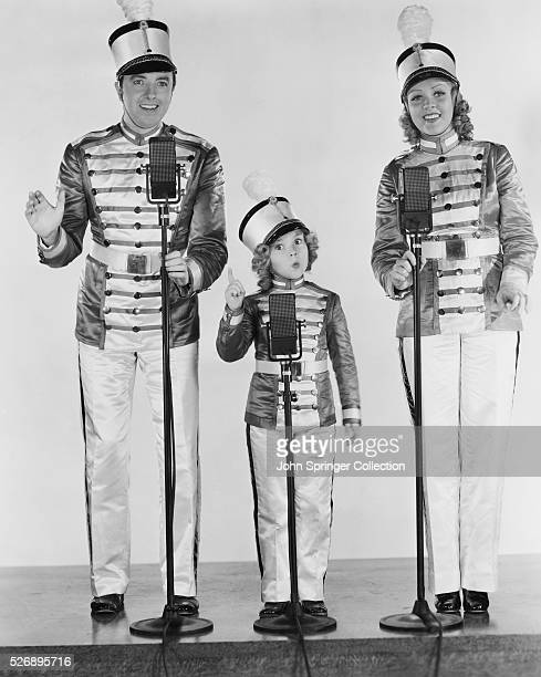 Jack Haley Shirley Temple and Alice Faye star as Jimmy Dolan Barbara Barry and Jerry Dolan respectively in Poor Little Rich Girl