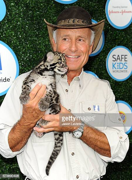 Jack Hanna attends Safe Kids Day at Smashbox Studios on April 24, 2016 in Culver City, California.