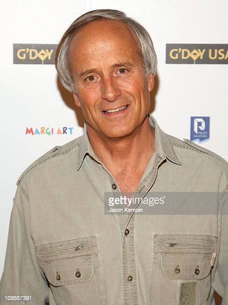 Jack Hanna attends the G'Day USA: Australia Week 2008 at Jazz at Lincoln Center on January 22, 2008 in New York City.