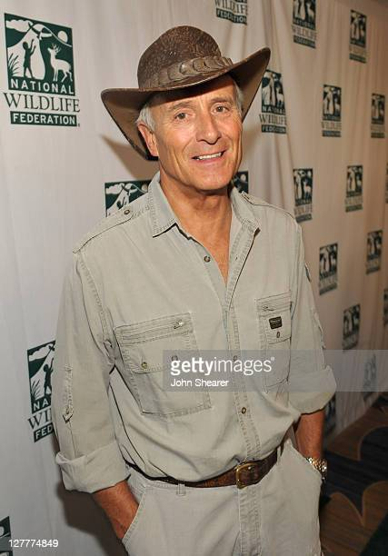 Jack Hanna attends the National Wildlife Federation Voices for Wildlife 75th Anniversary Gala at the Beverly Wilshire Four Seasons Hotel on June 15,...