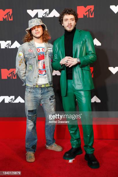 Jack Harlow attends the 2021 MTV Video Music Awards at Barclays Center on September 12, 2021 in the Brooklyn borough of New York City.