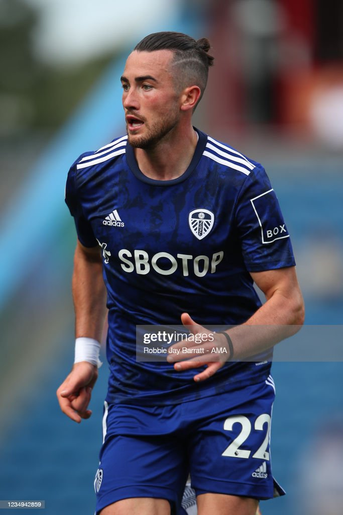 Burnley v Leeds United - Premier League : News Photo