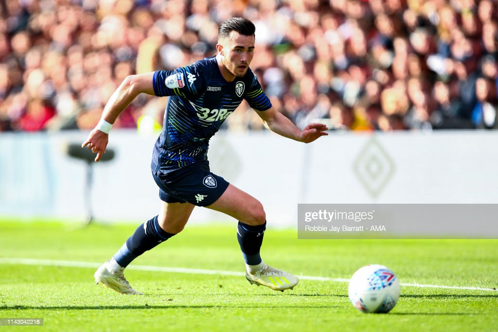 Derby County v Leeds United - Sky Bet Championship Play-off Semi Final: First Leg : News Photo