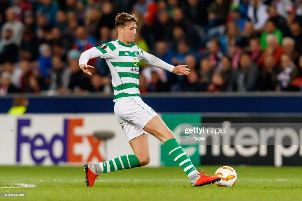 FC Salzburg v Celtic - UEFA Europa League - Group B : News Photo