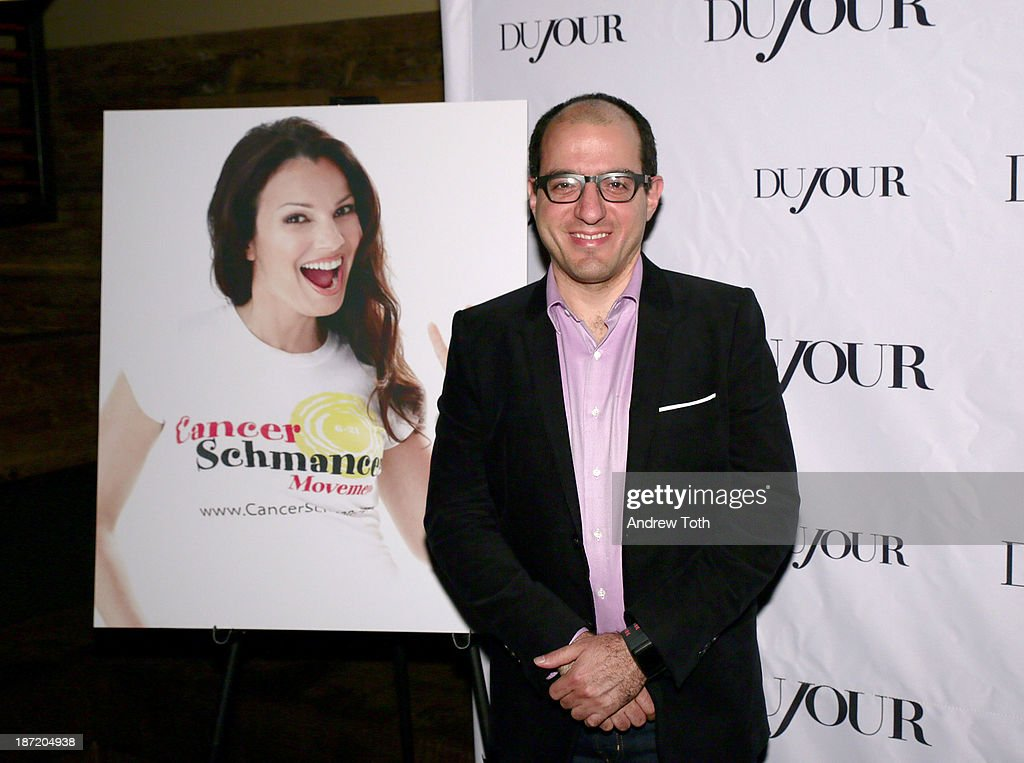 DuJour's Jason Binn And SEN's Tora Matsuoka Celebrate Fran Drescher's Cancer Schmancer Movement