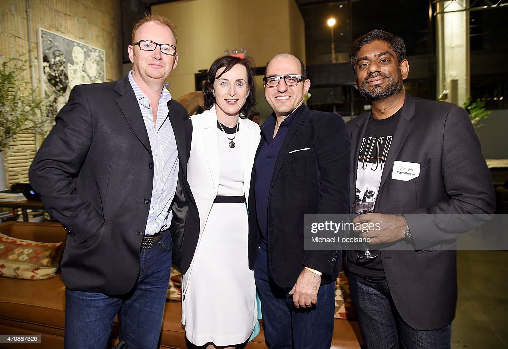 Meetball Dinner - 2015 Tribeca Film Festival