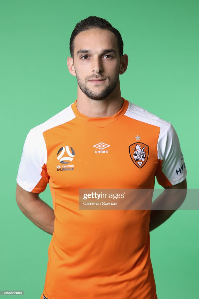 Brisbane Roar Headshots Session