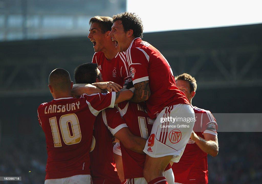Nottingham Forest v Derby County - Sky Bet Championship