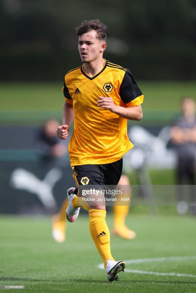 Manchester City v Wolverhampton Wanderers - Premier League Under 18s : News Photo