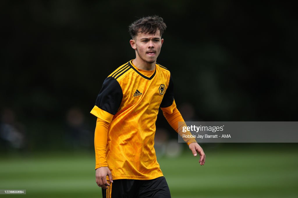 Blackburn Rovers U18 v Wolverhampton Wanderers U18 - Under 18s Premier League : News Photo