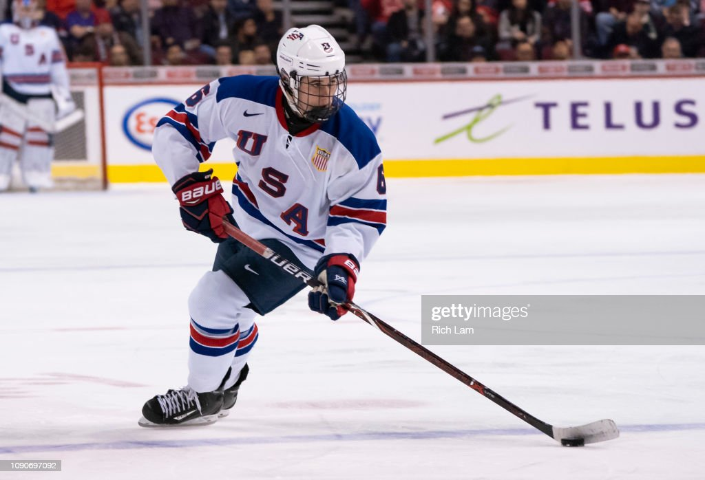 Finland v United States: Gold Medal Game - 2019 IIHF World Junior Championship : News Photo