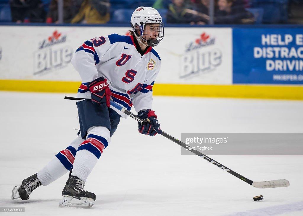 2018 Under-18 Five Nations Tournament - Russia v USA : Foto jornalística