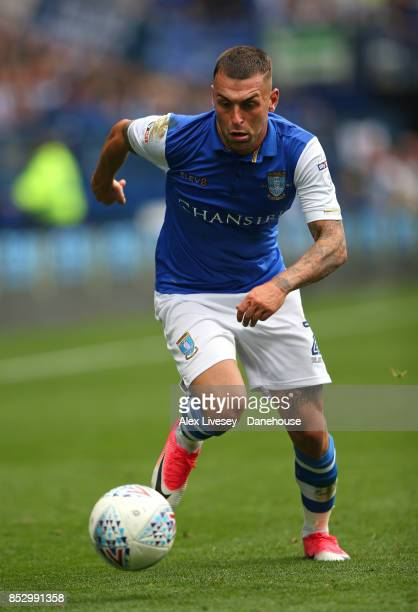 Jack Hunt of Sheffield Wednesday during the Sky Bet Championship match between Sheffield Wednesday and Sheffield United at Hillsborough on September...