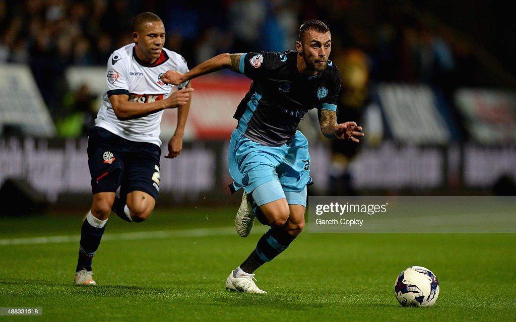 Bolton Wanderers v Sheffield Wednesday - Sky Bet Championship : News Photo