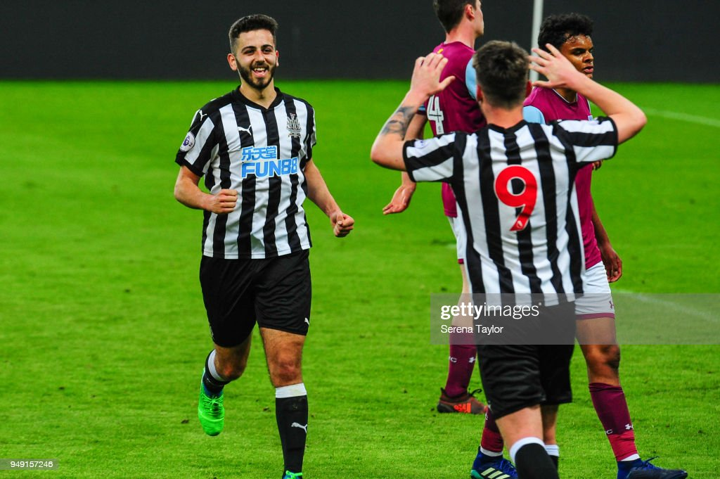 Newcastle United v Aston Villa: Premier League 2