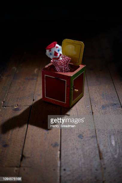 jack in a box - jack in the box stock photos and pictures
