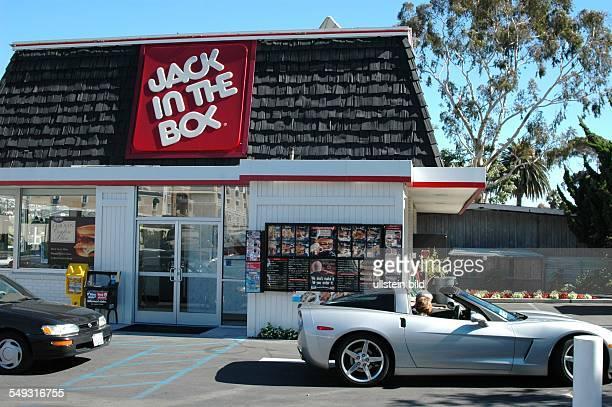 Jack in the Box HamburgerFastFoodKette mit mehr als 2000 Schnellrestaurants Systemgastronomie Fast Food