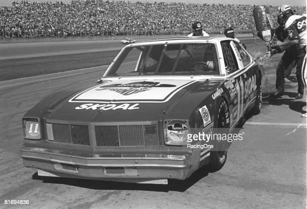 Jack Ingram drove the Skoal Bandit in NASCAR's Busch Series .