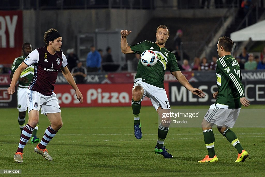The Colorado Rapids v Portland Timbers : News Photo