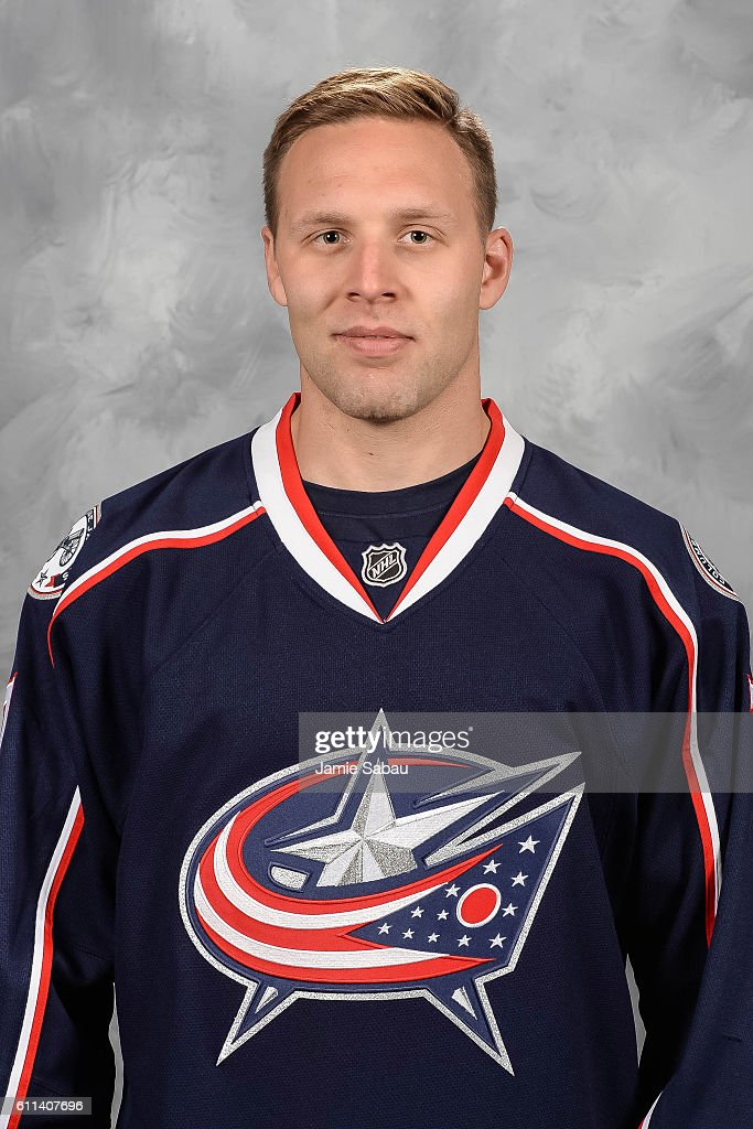 Columbus Blue Jackets Headshots