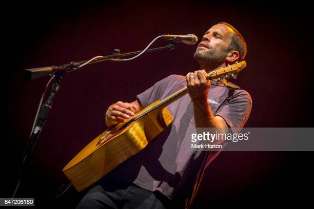 Jack Johnson performs on Day 2 of the CityFolk Festival at The Great Lawn at Lansdowne Park on September 14 2017 in Ottawa Canada