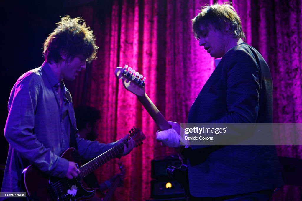 Pete Doherty & The Puta Madres Perform At The Academy Dublin : News Photo