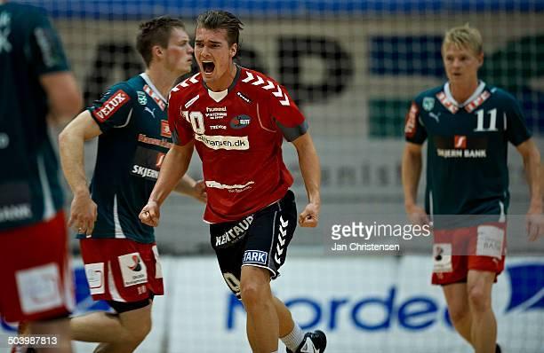 Jack Jones Ligaen Casper Mortensen FHK Elite © Jan Christensen / Frontzonesportdk