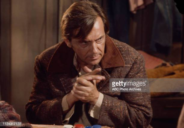 Jack Kelly appearing in the Walt Disney Television via Getty Images series 'Alias Smith and Jones' episode 'Night of the Red Dog'