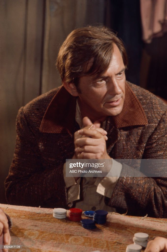 Jack Kelly Appearing In 'Alias Smith And Jones' : News Photo