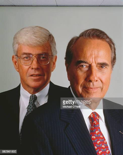 Jack Kemp and Bob Dole