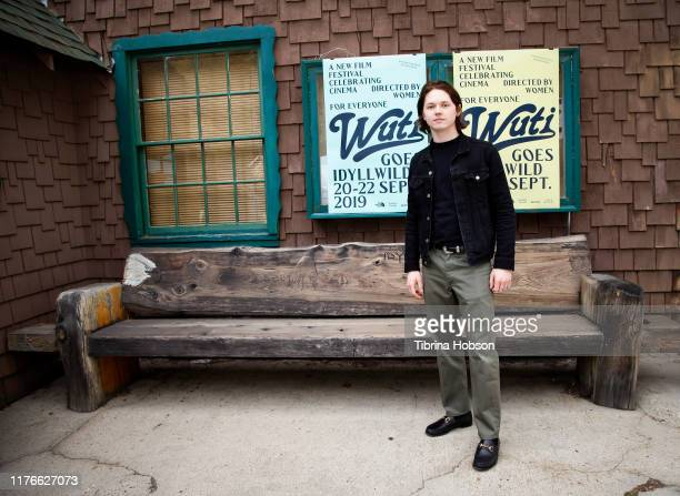 Jack Kilmer attend the WUTI Goes IdyllWILD Women Under The Influence Film Festival on September 22 2019 in Idyllwild California