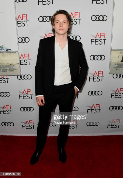 Jack Kilmer attends the screening of Hala during AFI FEST 2019 presented by Audi at TCL Chinese 6 Theatres on November 18 2019 in Hollywood California
