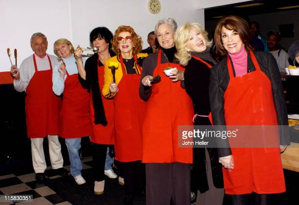 Jack Klugman Alison Arngrim Jo Anne Worley Jayne Meadows Lee Meriwether Connie Stevens and Kate Linder