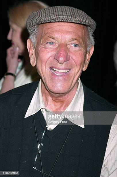 Jack Klugman during 2005 BookExpo America - Day Two at Jacob Javits Center in New York City, New York, United States.