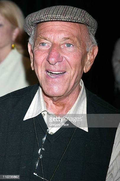 Jack Klugman during 2005 BookExpo America Day Two at Jacob Javits Center in New York City New York United States