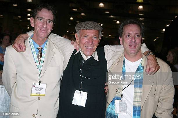 Jack Klugman with his sons David Klugman and Adam Klugman