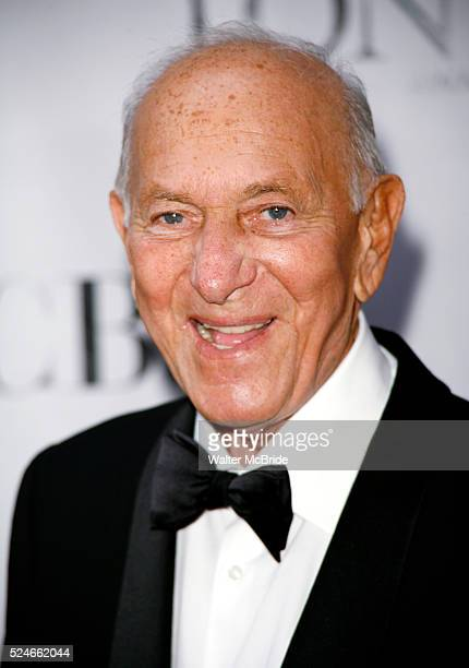 Jack Klugmanpictured at the 62nd Annual Tony Awards at Radio City Music Hall in New York City on June 15 2008