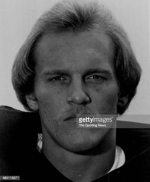 Jack Lambert of the Pittsburgh Steelers poses for a photo circa 1970s