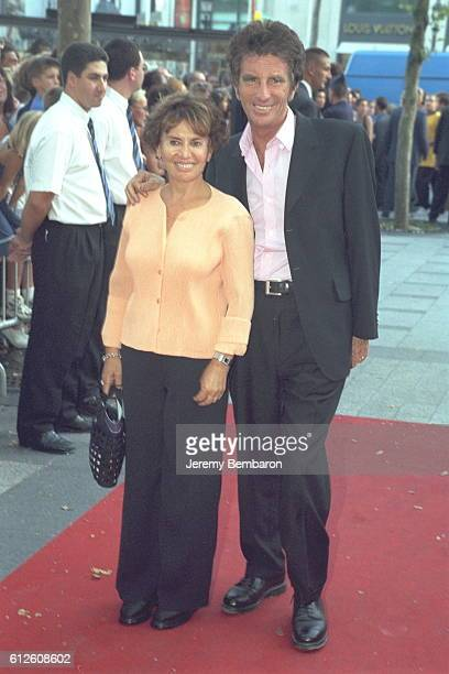 Jack Lang and his wife