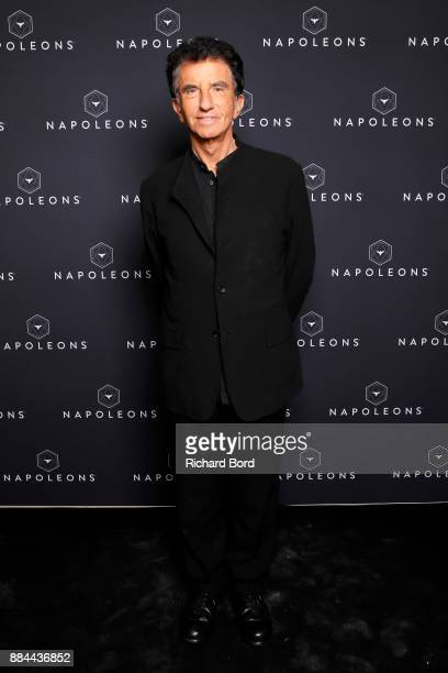 Jack Lang attends the Introductory Session To The 7th Summit Of Les Napoleons at Maison de la Radio on December 2 2017 in Paris France