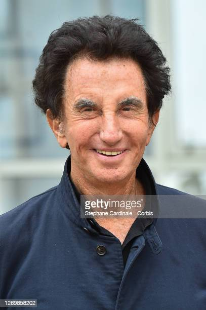 """Jack Lang attends """"Tribute To Lebanese Artists"""" at the 13th Angouleme French-Speaking Film Festival on August 31, 2020 in Angouleme, France."""