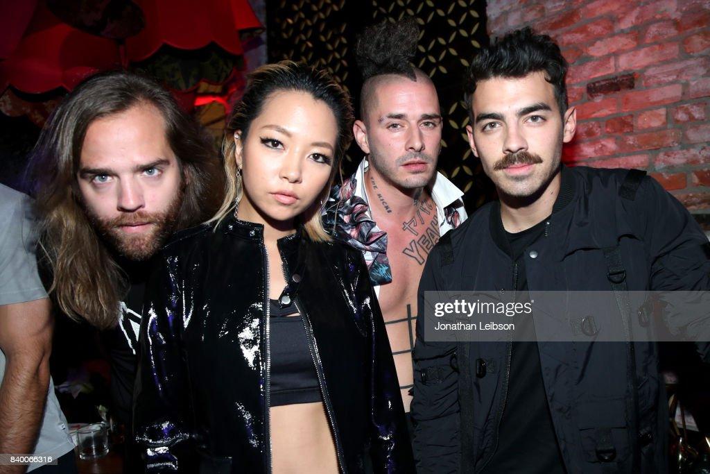 FIJI Water at Republic Records' VMA Party